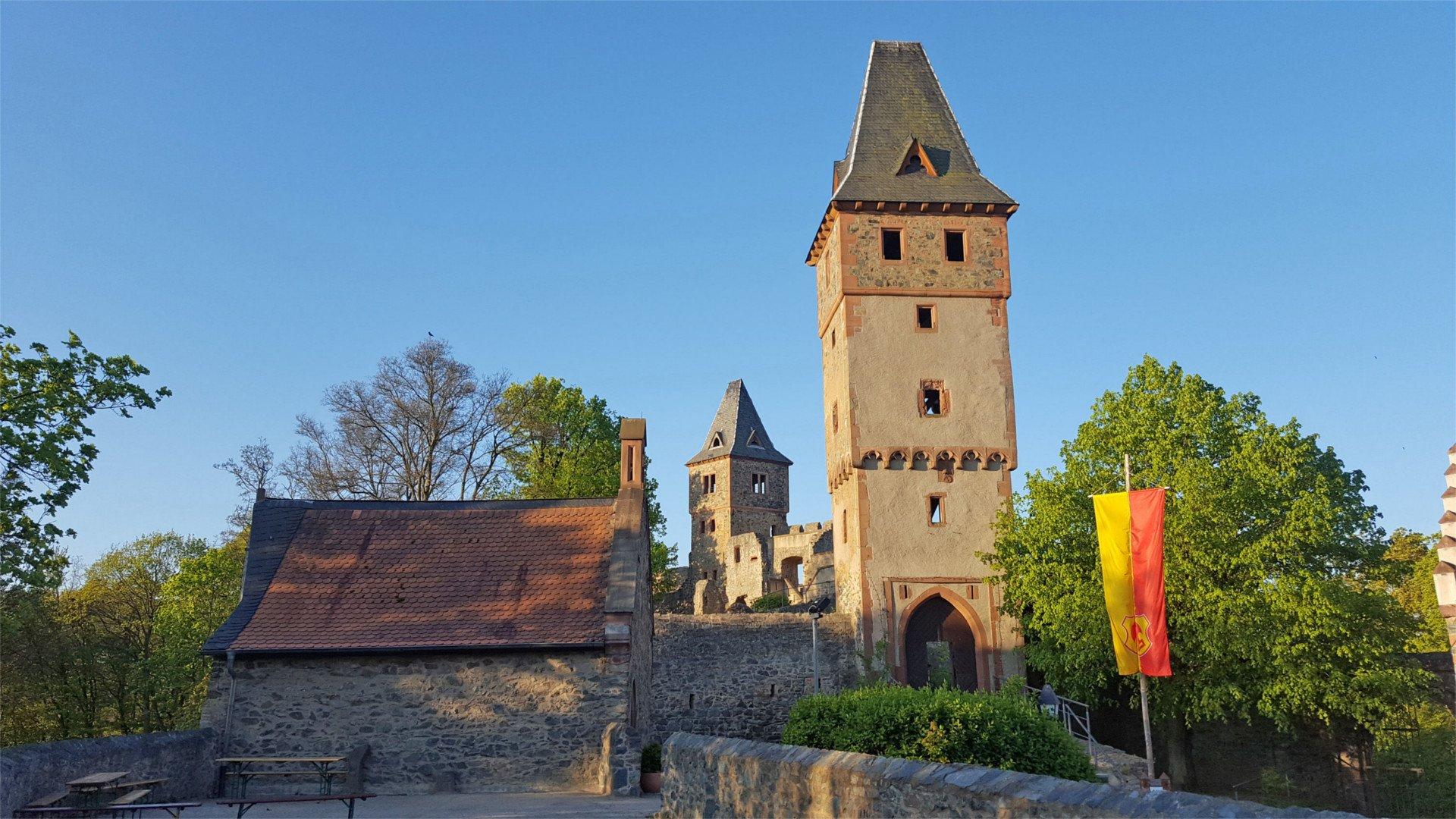 Burg Frankenstein - Home