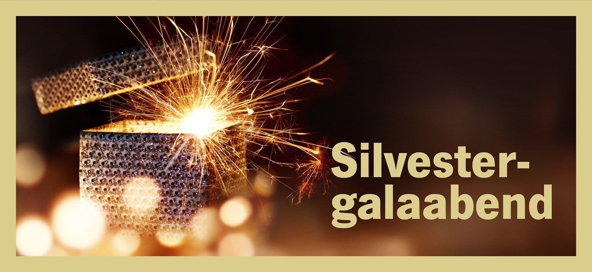Silvester Gala-Abend 2017