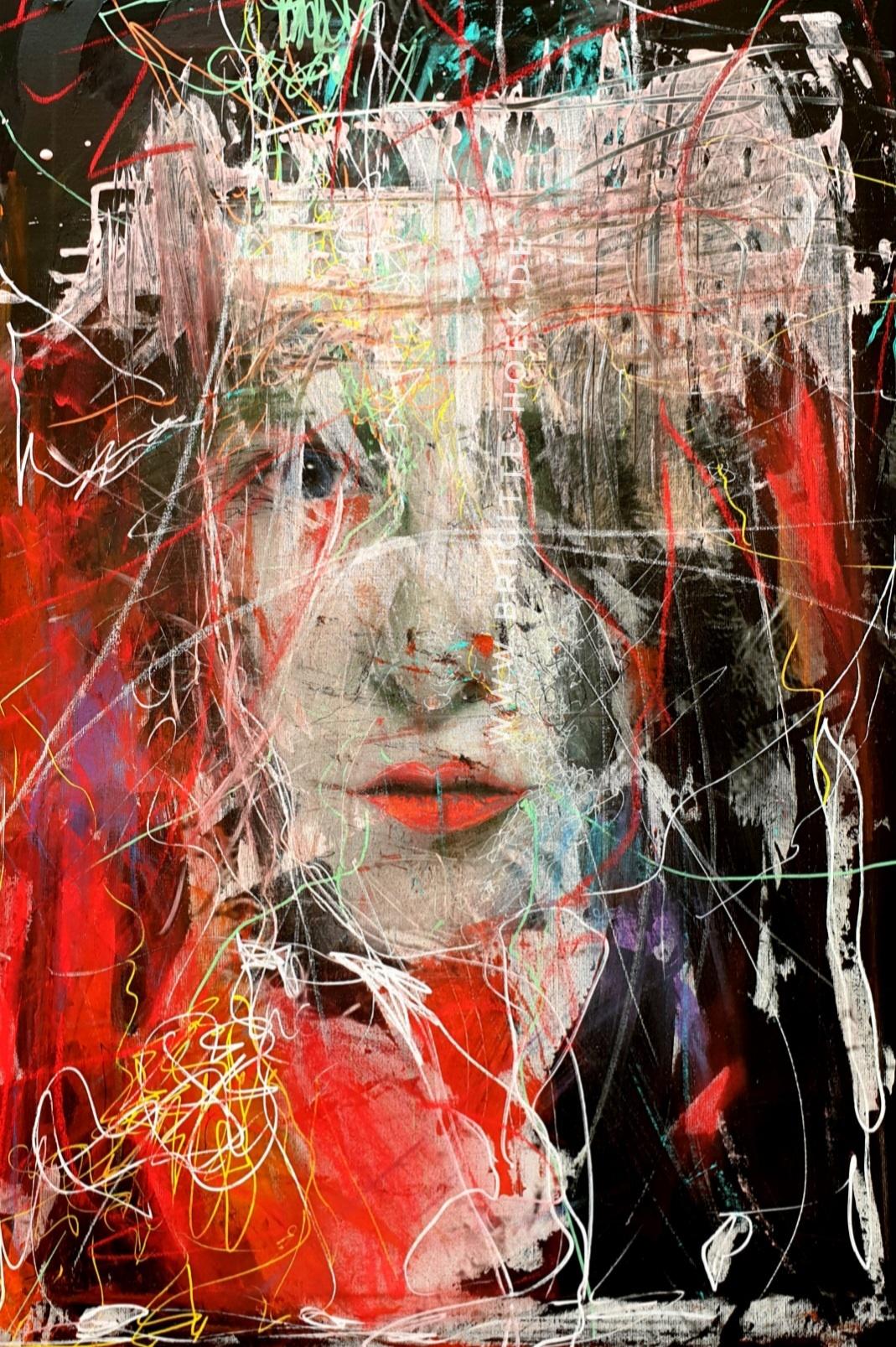Modern Art by Brigitte Hök