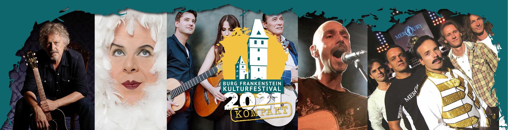Frankenstein Kulturfestival KOMPAKT 2021