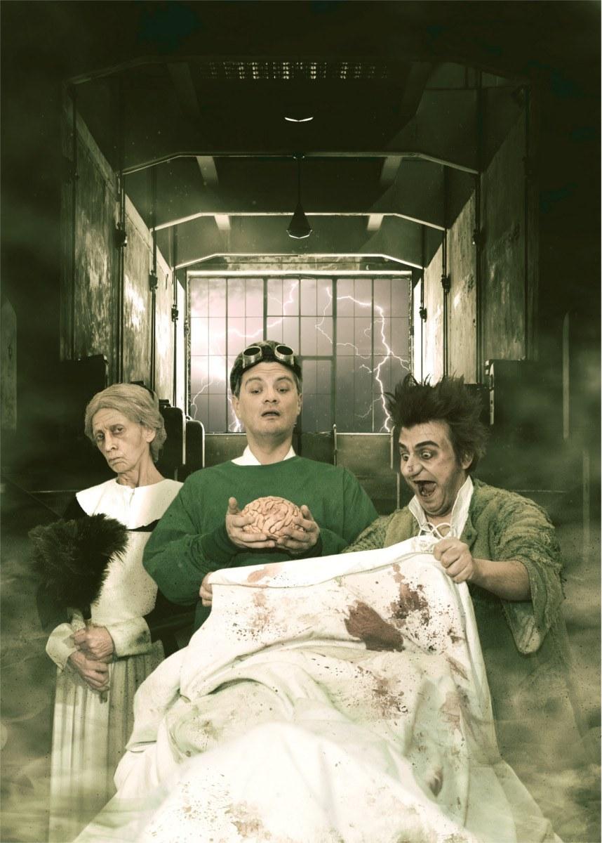 Gruseldinner Dr. Frankenstein, 14.12.17