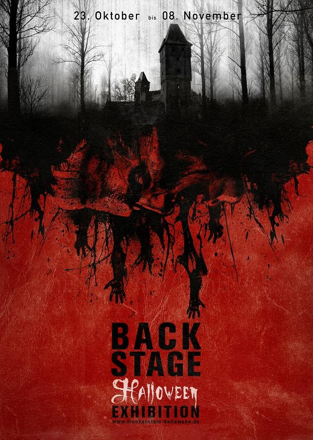 Halloween Backstage