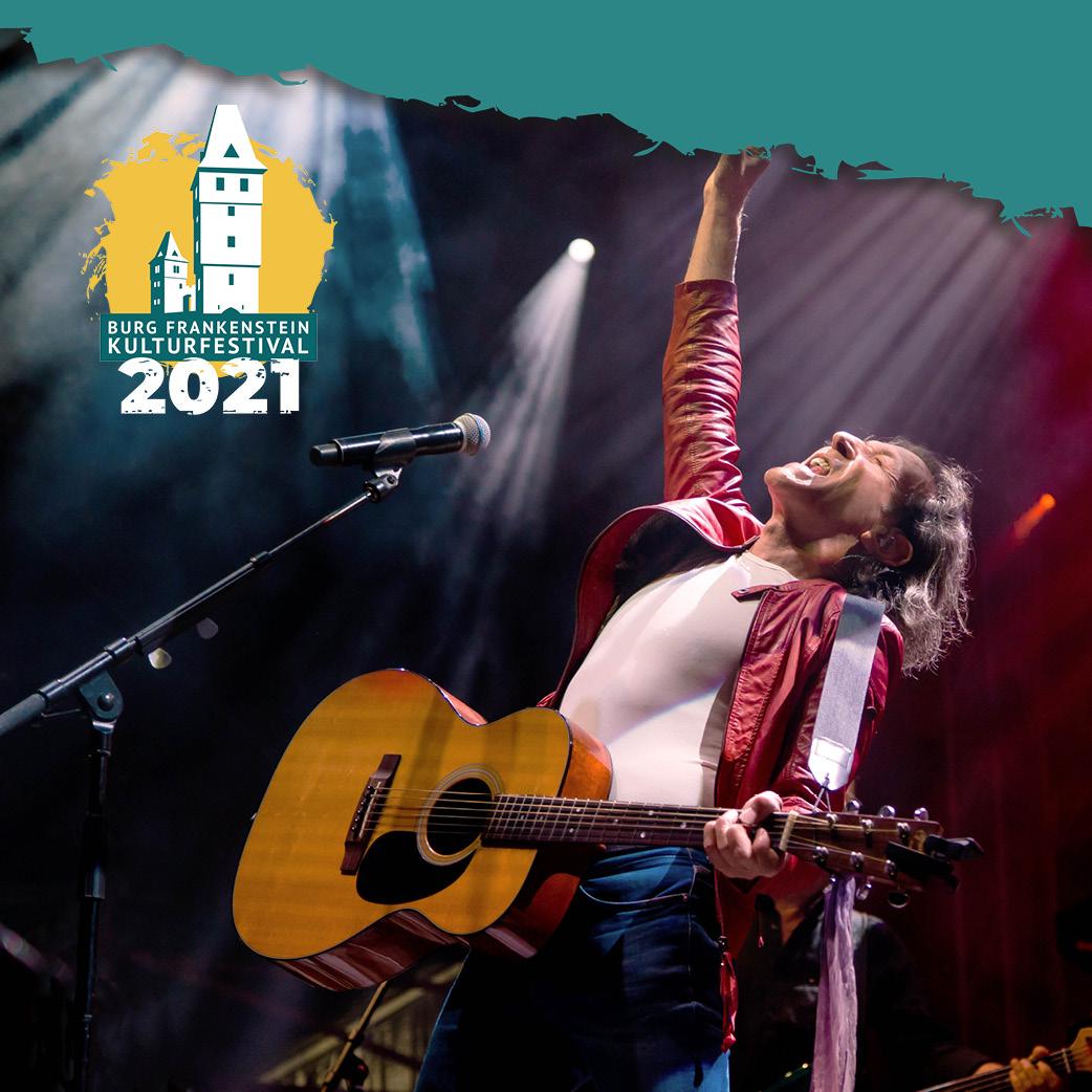Frankenstein Kulturfestival 18.06.2021