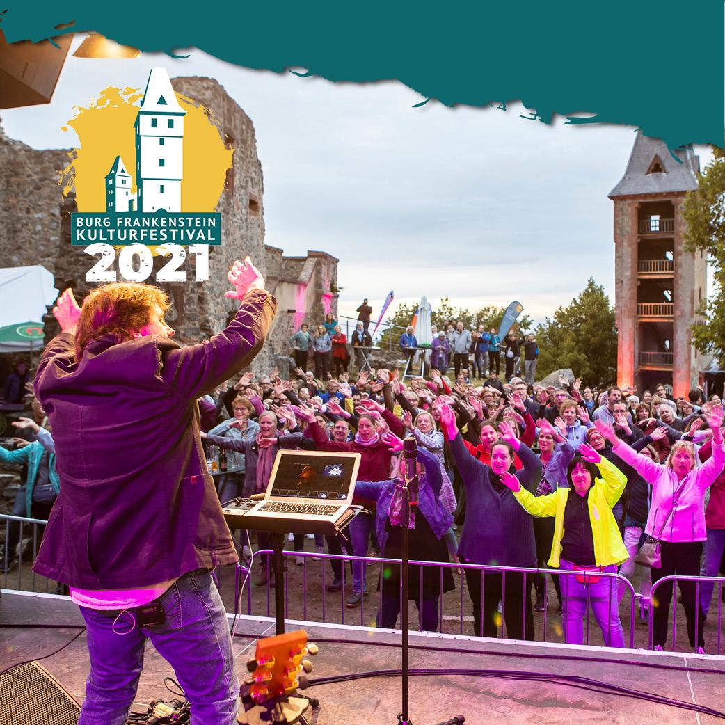 Frankenstein Kulturfestival 21.08.2021