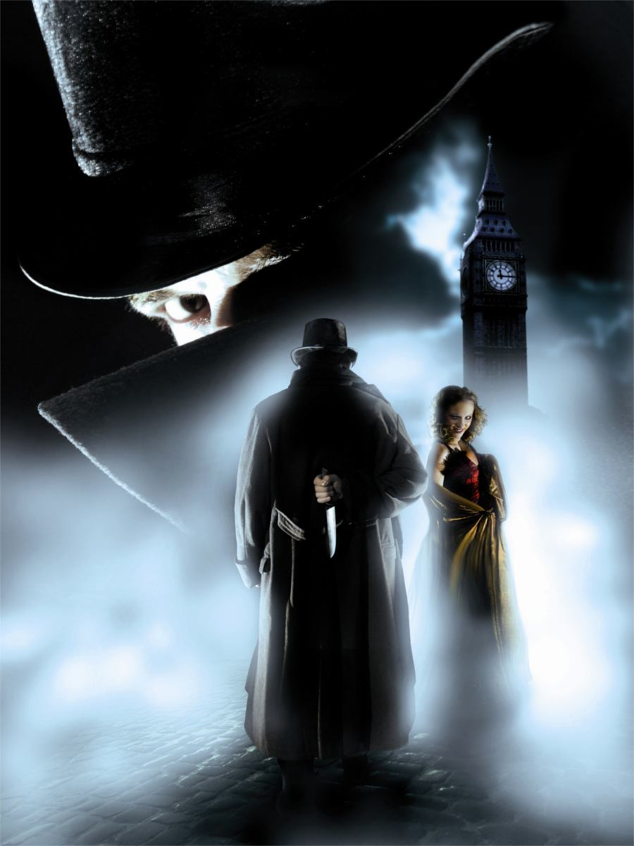 Gruseldinner Jack the Ripper, 08.03.2018
